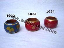Wooden Napkin Ring Tableware
