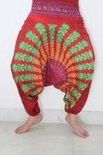 Cotton Fashion Pants Harem Trouser Yoga Pants