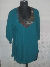 Designer Fashion Tunic Top