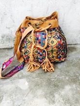 Fashion Vintage Shoppers Bag