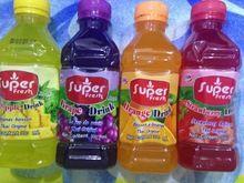 Tropical Fruits Puree, Juice