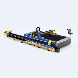 Pipes And Plates Fiber Laser Cutting Machine