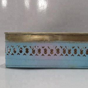 Antique Brass Vintage Tray