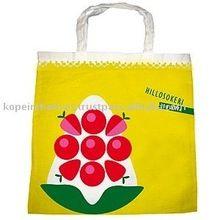 Calico Fabric Tote Bag
