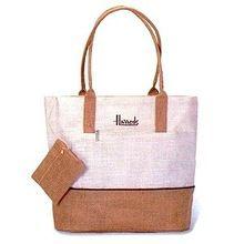 Natural Jute Fibre Tote Bag