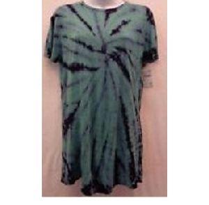 Rayon Shirt Knit Top