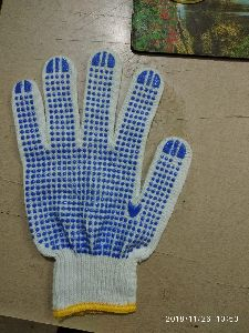 Industrial Dotted Cotton Gloves