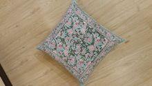Cotton Block Print Cushion Covers