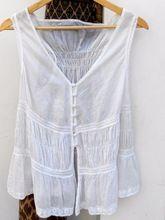 Cotton Lace Shirt