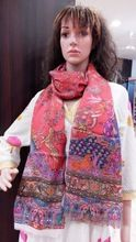 Digital Printed Wool Shawls