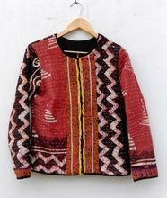 Handmade Kantha Quilted Jackets