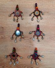 Multi Color Boho Banjara Key Chain...