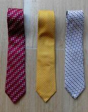 Pure Silk formal neck ties for men