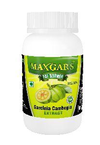 Maxgars Garcinia Cambogia Extract With 60% Hca 60 Capsules