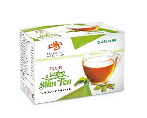 H And H Active Slim Tea