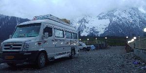 Tempo Traveller Amritsar To Manali