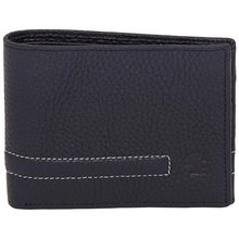 Leather Rfid Mens Travel Purse Wallet