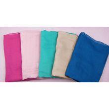Plain Cotton Women Scarves Shawls