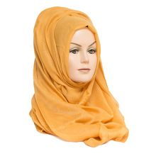 Women Hijab Cotton Scarf