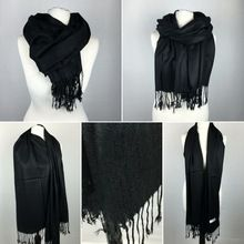 Wool Scarf Large Shawls