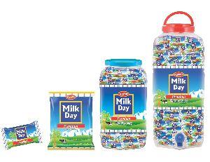 Milk Day Candy