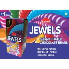 Sugar Coated Chocolate Beans