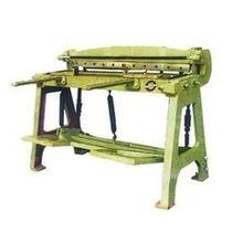 Food Operated Treadle Shearing Machine