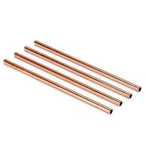 Copper Straight Drinking Straw