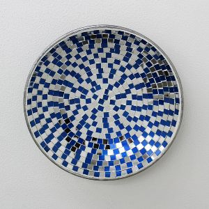 Blue Mirror Mosaic Home Wall Decoration