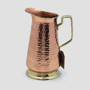 Decorative Handmade Metal Copper Jug