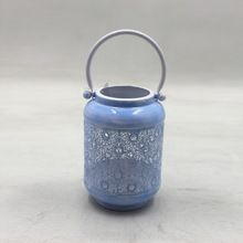 Iron Decorative Candle Lantern