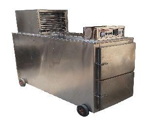 Dead Body Storage Mortuary Chamber
