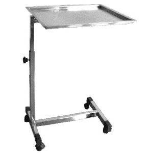 Stainless Steel Mayo Instrument Trolley