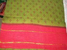 Cotton Sungudi Saree