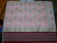 Poly Cotton Designer Saree