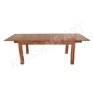 Solid Rose Wood Extendable Length Dining Table