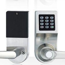 Digital Door Lock With Remote Control