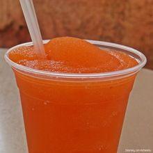 Orange Slush Juice powder