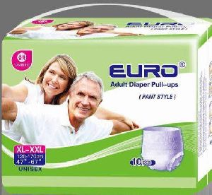 Disposable Adult Diapers Pull Ups Xl-xxl