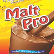 Natural Malted Milk Food