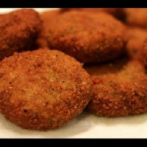 Frozen Vegetable Cutlet