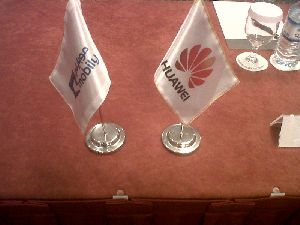 Table Flags Customized Size