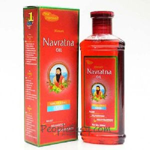 Navratna Hair Oil