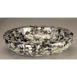 Shell Abalone Fruit Bowl