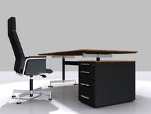 Clerk Staff Desk Office Computer Table