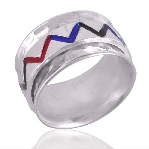 Fancy Designer 925 Sterling Silver Ring