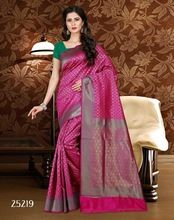 Silk Banarsi Saree