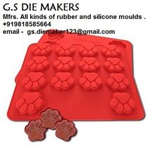 Silicone Rubber Mold - Manufacturers, Suppliers & Exporters in India