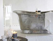 Aluminium Bath Tub