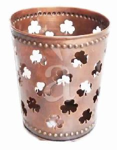 Din-din Votive Candle Holder